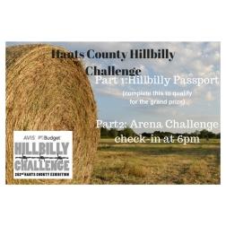 Hants County Hillbilly Challenge