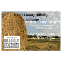 Hants County Hillbilly Challenge
