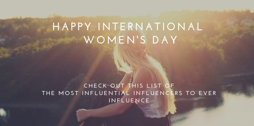 The Most Infuential Influencers Who've Ever Influenced