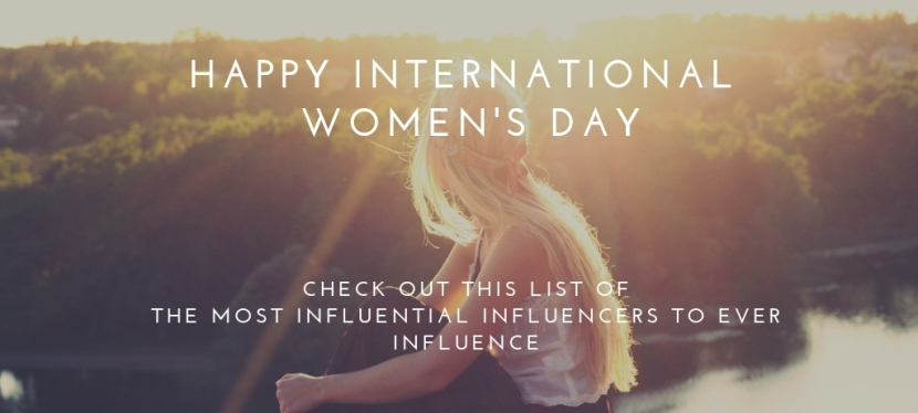 The Most Infuential Influencers Who've EverInfluenced